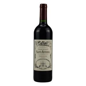 【法国进口】[圣安东尼]澳隆普斯红酒 干红葡萄酒 750ml