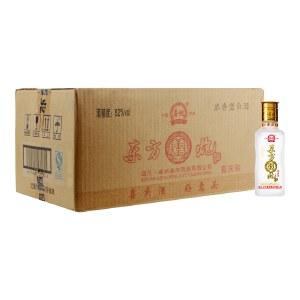 东方喜炮喜庆装白酒 52度 浓香型国产小白酒X24