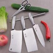 【持久锋利】寒铁 经典五件套刀具 专刀专用