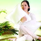 【花花公子】PLAYBOY家纺 磨毛舒逸枕芯 舒逸枕芯 48*74 两只装