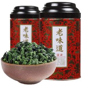 【铁观音】 安溪生态茶园浓香型新茶唇齿回甘浓香醇厚2罐装