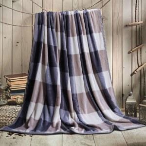 花花公子 毯子 毛毯 舒适保暖 四季通用 休闲生活180cm*200cm