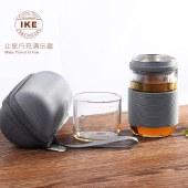 【多功能便携茶杯】一柯旅行茶具套装YK-C206A