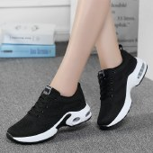 海谜璃(HMILY)休闲跑步鞋透气气垫网布鞋HB3046
