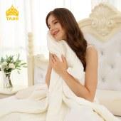 泰嗨(TAIHI)泰国天然乳胶春秋乳胶被子 防螨透气空调被 TH-030