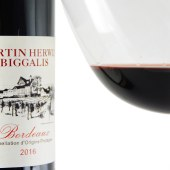 爱威堡(AIFEIBAO) 法国葡萄酒750ml 原装进口红酒 干红葡萄酒