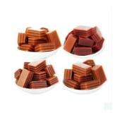 神栗蜂蜜山楂汉堡糕组合140g*4袋(四种口味)
