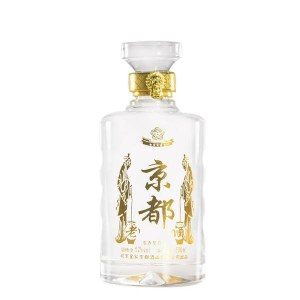 京都老酒   52度   500ml    6瓶装    浓香型