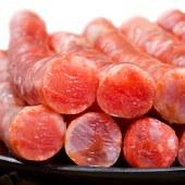 【尝鲜价】四川特产手工腌制广式腊肠90g【腌腊美食】