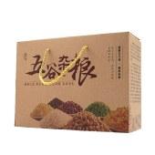 努创粗粮礼盒薏米红豆燕麦片五谷杂粮大礼包1950g养生礼品包5430103003