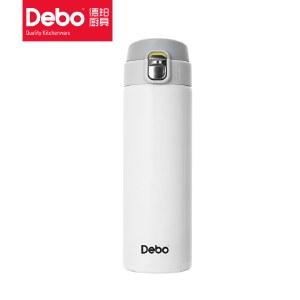 德铂(Debo)真空保温杯 不锈钢内胆双层茶杯保温杯 托马斯 DEP-719