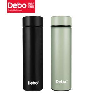德铂(Debo)智能温显杯 不锈钢内胆保温杯 不莱梅 DEP-736