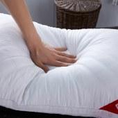 姿霖 全棉绗缝高弹酒店立体枕头枕芯48*74cm22207450209