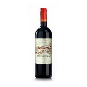 【法国进口】布拉雷侯爵干红葡萄酒750ml 单支装