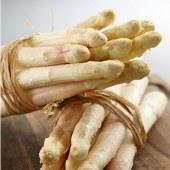 【汇聚琪源】头茬新鲜白芦笋嫩脆农家自产龙须菜去根3斤装