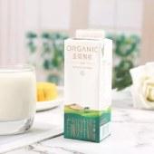圣牧品醇有机纯牛奶200ml*12盒整箱特价新鲜健康学生营养SMNN003