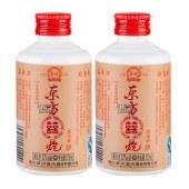 东方喜炮 超值装 小酒装泸州白酒52度浓香型白酒2瓶装 125mlX2