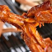 癫狂麻辣/五香兔腿肉 下酒菜即食零食冷吃兔香辣味小吃四川风味特产120g