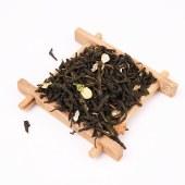 虔小茶 浓香型茉莉花茶200g/袋 绿茶一级茶叶茶包散装袋装