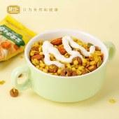 捷氏 咖喱味坚果脆280克*2包 即食零食品 爽口轻脆营养 JIESHI-052