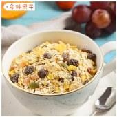 捷氏 红枣燕麦片400克*2包 即食冲饮煮粥营养早餐 JIESHI-04-2