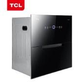 TCL 全自动嵌入式消毒碗柜  ZTD110-QS05 黑色