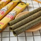 【海狸先生】海苔卷酥脆零食儿童宝宝原味烧烤味紫菜卷网红