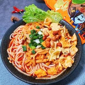 正宗嗨吃家 螺蛳粉 柳州正宗特产螺丝粉 网红速食食品 300g*5袋