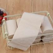 10卷/提装本色卷纸舒可乐实惠装无芯卷纸家用卫生纸