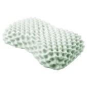 泰嗨 负离子美容按摩乳胶枕头 枕心带枕套 泰国原装进口,90%乳胶
