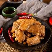 海狸先生 五香香辣豆豉海鲜鱼罐头麻辣带鱼罐头150g*4罐即食下饭