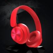 XO 头戴式蓝牙耳机 CD纹设计 手感舒适 无线聆听无线耳机全包耳式耳机 XO-B24