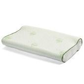 泰嗨 羽绒感颈椎养护乳胶枕头 枕心带枕套 泰国原装进口,90%乳胶 TPX14