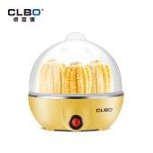 CLBO卓联博 单层蒸蛋器自动断电煮蛋器多功能家用早餐机 PA-611