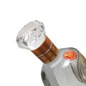 五液股份  五粮情醇和 500ml*2瓶 52度水晶瓶浓香型白酒