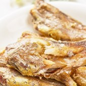 【薇娅推荐】香酥小黄鱼酥脆即食黄花鱼干海鲜香辣零食碳烤小鱼仔