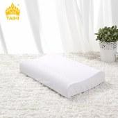 泰嗨 儿童乳胶枕头 3-5岁/7-12岁 枕心带枕套 泰国原装进口,90%乳胶