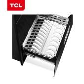 TCL 全自动嵌入式消毒碗柜 ZTD100-QT01 黑色