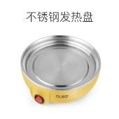 CLBO卓联博 双层蒸蛋器自动断电煮蛋器多功能家用早餐机 PA-615