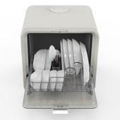 艾贝丽 洗碗机台式全自动进水家用刷碗机小型高温清洗机除菌机烘干机 T1