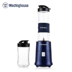 美国西屋(Westinghouse) 榨汁机家用 迷你榨汁杯 便携式充电搅拌机料理机果汁机WSX-S11