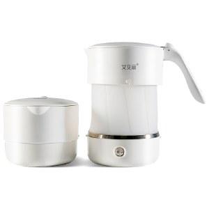 艾贝丽 折叠水壶0.5L 电热水壶大容量烧水壶热水壶 AIR-668
