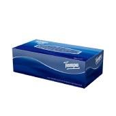 得宝(Tempo)盒抽3层90抽4盒 盒装面巾纸(天然无香)