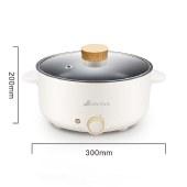 艾贝丽 北欧时尚电火锅 电烧烤锅电火锅烧烤炉家用电烤锅 XP-A31