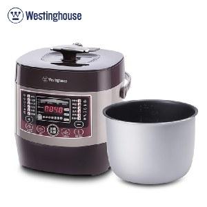 美国西屋(Westinghouse) 电压力锅6升高压力锅24小时智能预约不沾内胆 A37