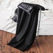 海谜璃冰丝牛仔裤女高腰2020新款夏季薄款垂感宽松直筒休闲天丝阔腿裤HBF2423