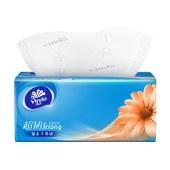 维达(Vinda)超韧抽取式纸面巾 S码3层120抽20包箱装(自然无香)