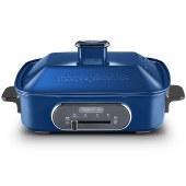 摩飞 多功能料理锅 电烧烤锅电火锅烧烤炉家用电烤锅 标配 MR9088