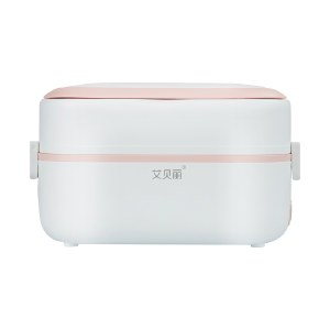 艾贝丽 电热饭盒 可插电保温饭盒加热饭盒多功能电热饭盒 RW-03