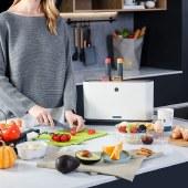 摩飞 杀菌紫外线防霉抑菌刀架家用分类菜板刀具消毒机MR1000